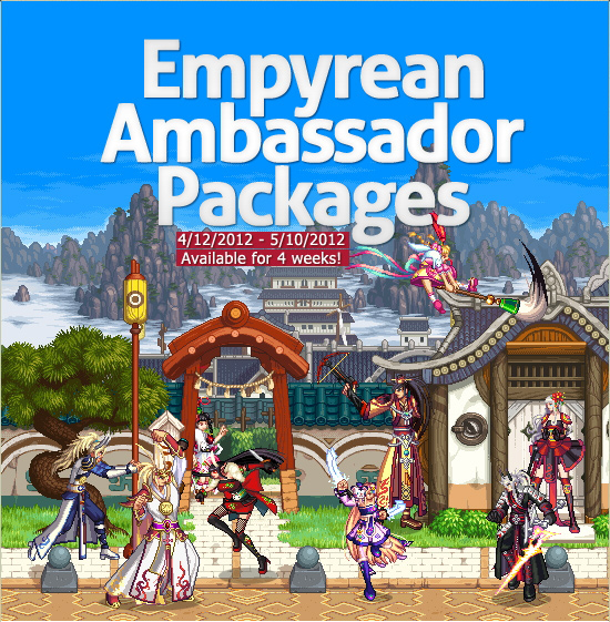 Empyrean Ambassador Avatar Package