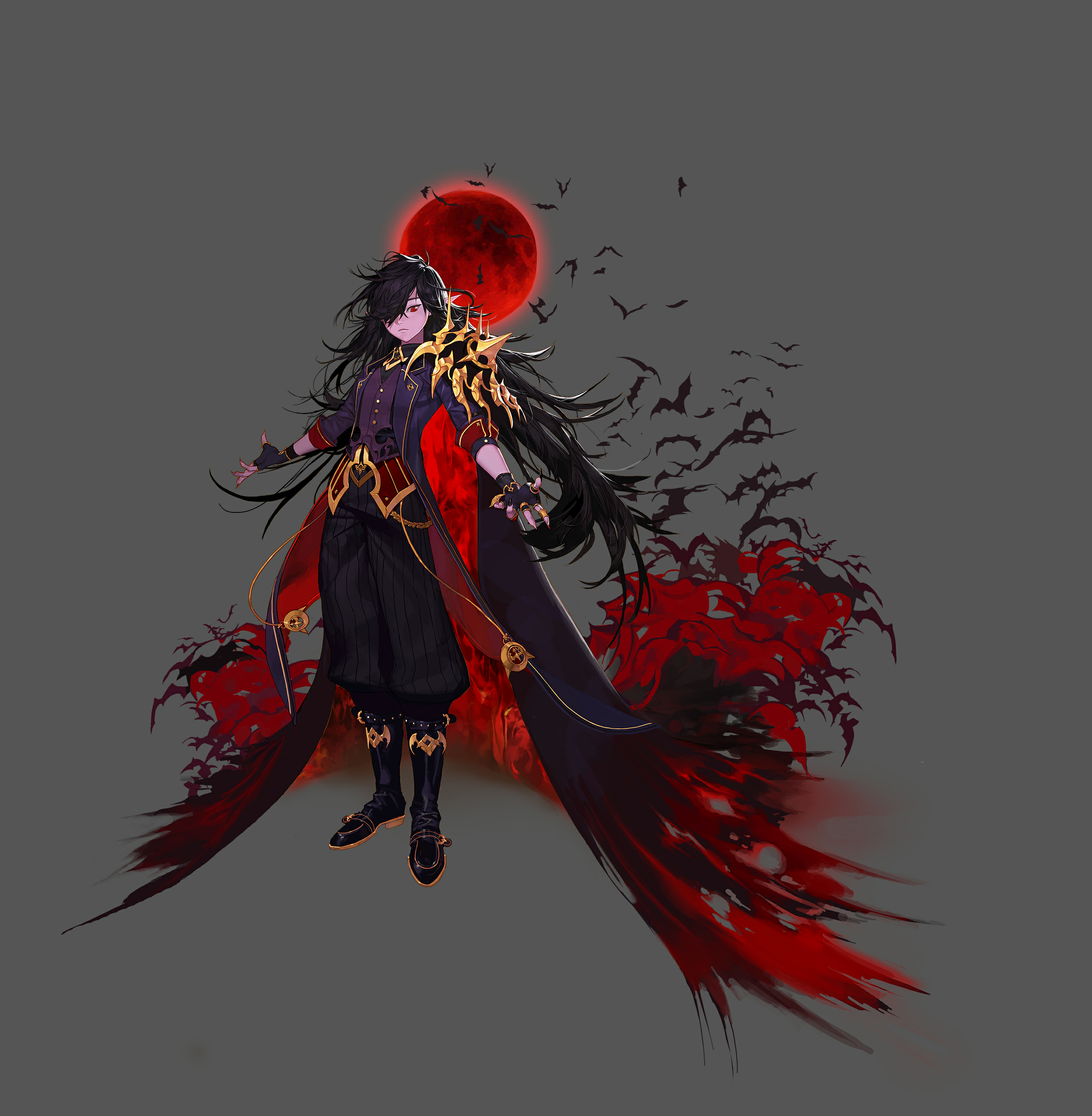 """Blood Mage"""